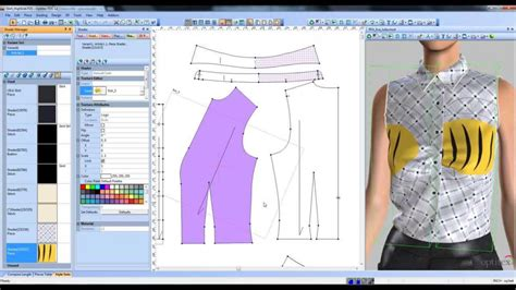 Clothes Design Software
