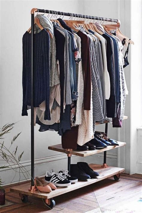 Clothing Rack Diy Design Within Reach