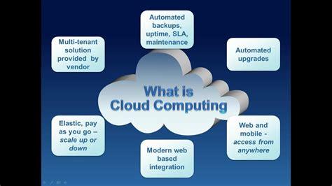Cloud Computing Basics Tutorial