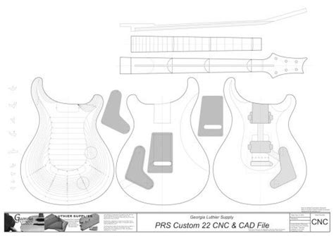 Cnc Guitar Plans Download