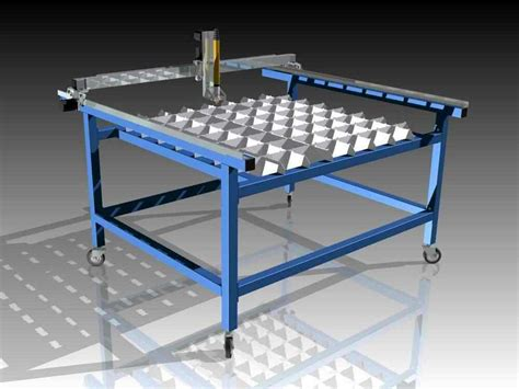 Cnc Plans For Making A Plasma Table