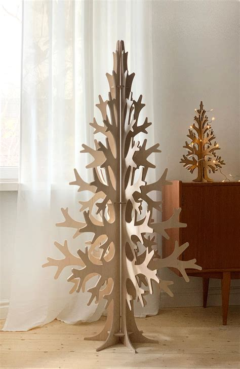 Cnc Plywood Christmas Tree Pattern