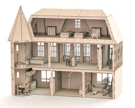 Cnc-Dollhouse-Plans