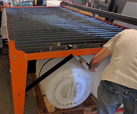 Cnc-Plasma-Water-Table-Plans