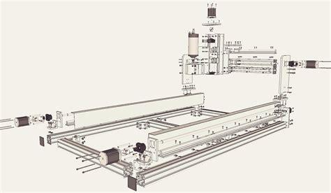 Cnc-Router-Machine-Plans