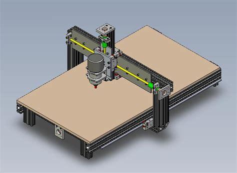 Cnc-Wood-Router-Plans
