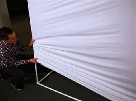 Cnet DIY Projection Screen