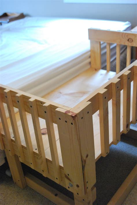 Co-Sleeper-Bed-Plans