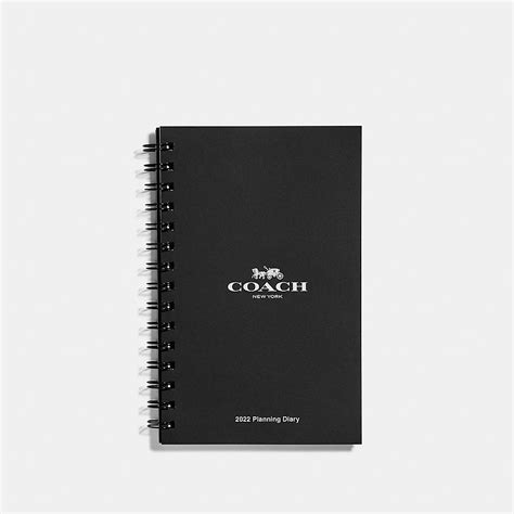 Coach Planning Diary Refills