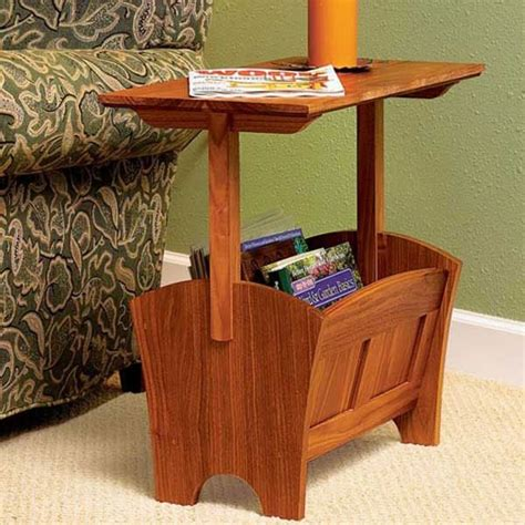 Coat Rack Desk Wood Magazine Plans Woodworking Projects