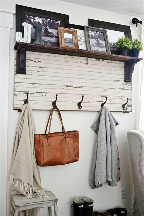 Coat-Rack-With-Shelf-Diy