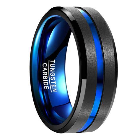 Cobalt Rings ? The Hot New Trend For Men's Wedding Rings