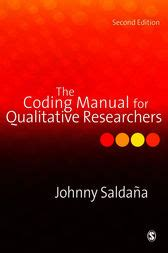 [pdf] Coding Manual For Qualitative Researchers By Johnny Saldana.