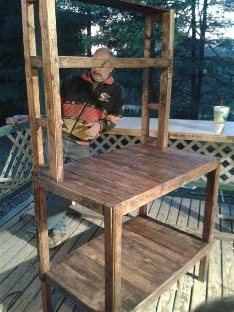 Coffee Hanger Wood Diy Plans