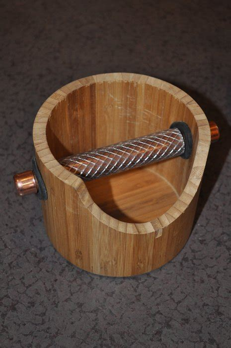 Coffee Knock Box Diy For Store