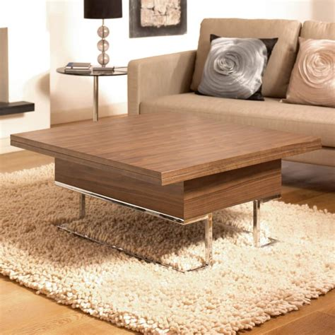 Coffee Table Converts To Dining Table Diy