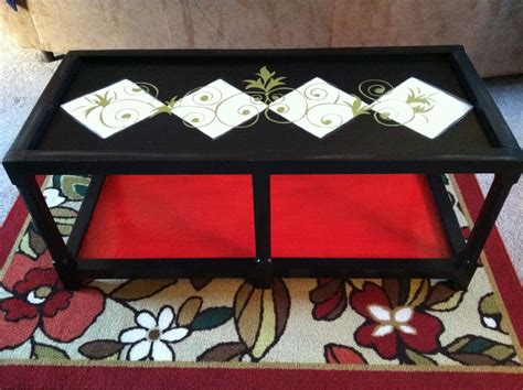 Coffee Table Paint Diy Craft