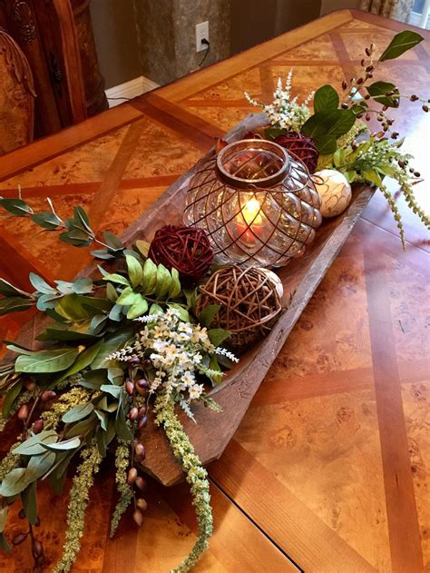 Coffee Table To Dining Table Diy Centerpiece