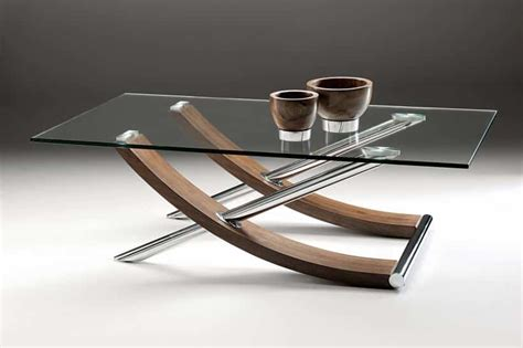 Coffee-Table-With-Glass-Top-Plans