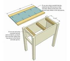 Best Coffee table plans ana white.aspx