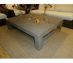 Best Coffee tables like restoration hardware