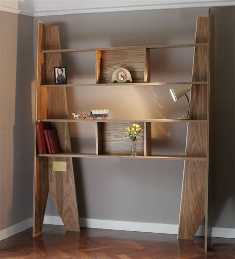 Coffin Bookshelf Plans