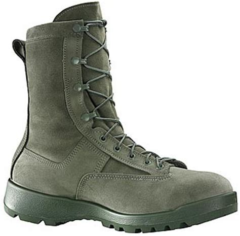 Cold Weather 600g Insulated Safety Toe Boots - USAF, 675ST
