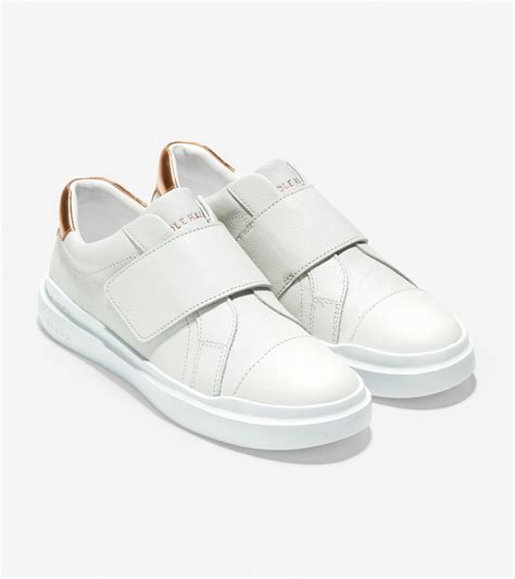 Cole Haan Black Sneakers Velcroe
