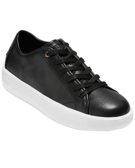 Cole Haan Grand Spirit Leather Sneaker