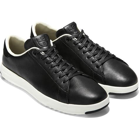 Cole Haan Grandpr� Tennis Leather Sneakers