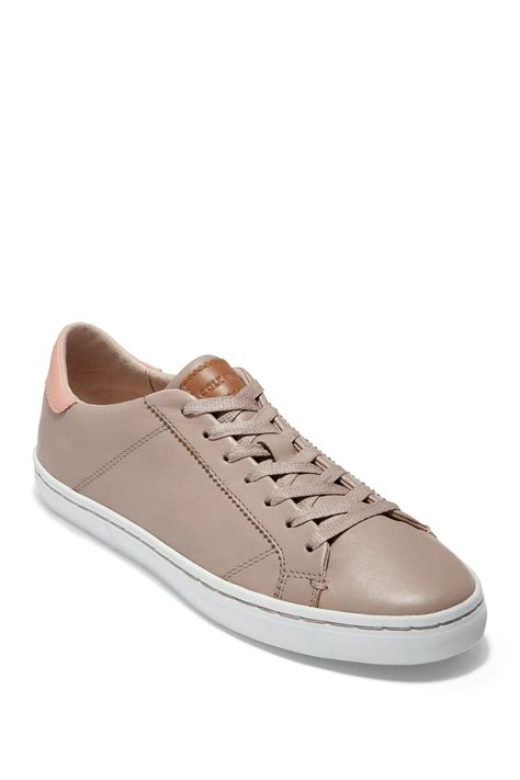 Cole Haan Margo Lace-up Leather Sneaker Reviews