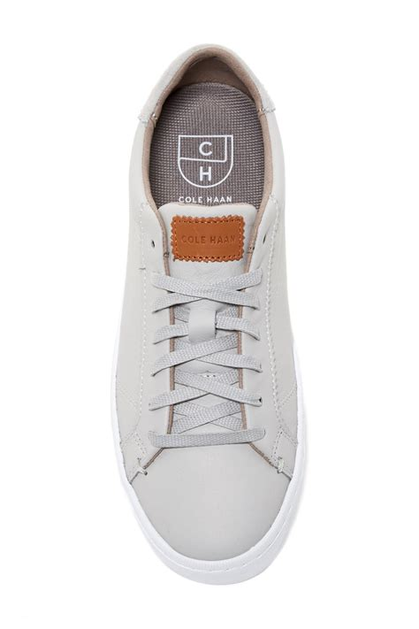 Cole Haan Margo Lace-up Sneaker Black
