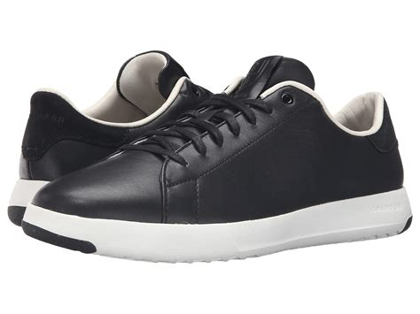 Cole Haan Men Grandpro Tennis Sneakers In Black