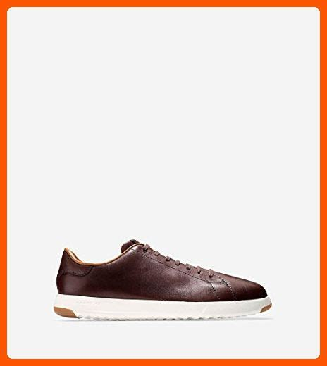 Cole Haan Men's Grandpro Tennis Fashion Sneaker Chestnut Handstain