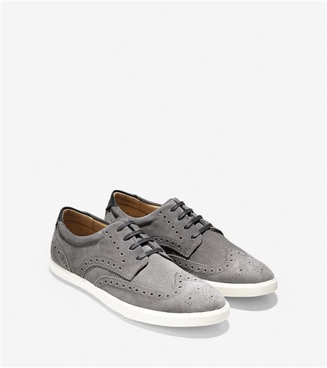 Cole Haan Men's Joshua Sneaker Wing Oxfords