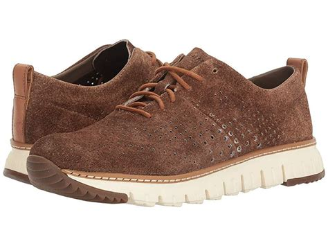 Cole Haan Perforated Sneaker Ivory