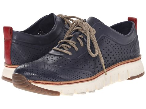 Cole Haan Perforated Sneaker Men