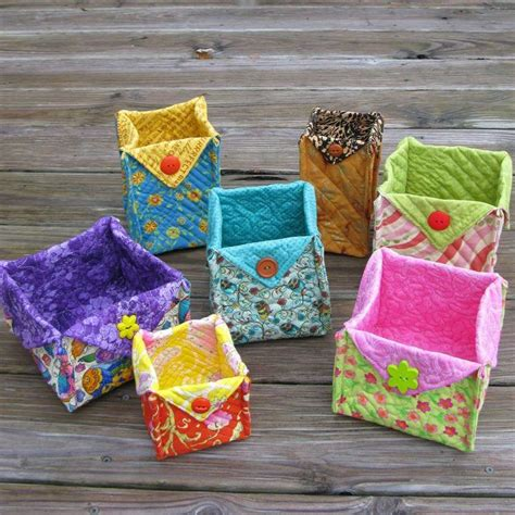 Collapsible Box Diy Fabric Bow