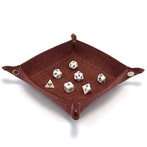 Collapsible Dice Tray Diy