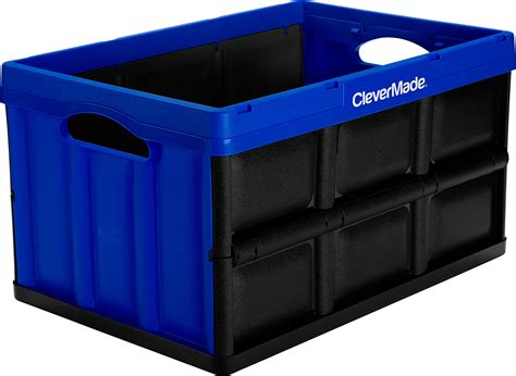 Collapsible Plastic Bins