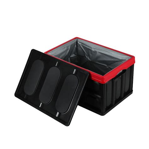 Collapsible Plastic Storage Boxes