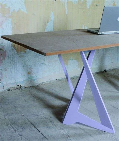 Collapsible Sawhorse Table Base