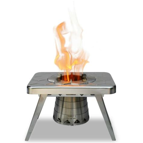 Collapsible Wood Burning Backpacking Stove Diy Halloween