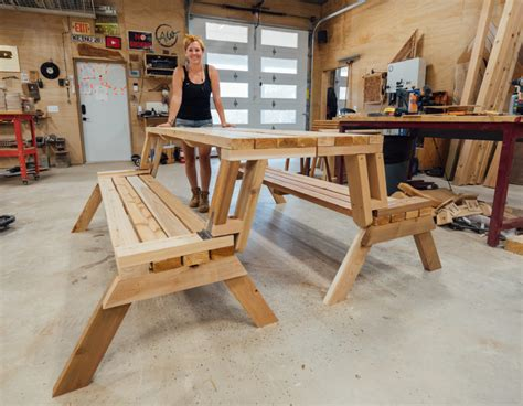 Collapsible-Bench-Diy