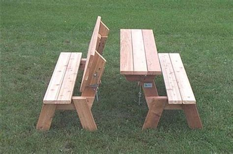 Collapsible-Bench-Plans