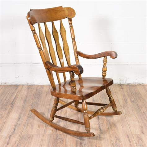 Colonial Rocking Chair Plans