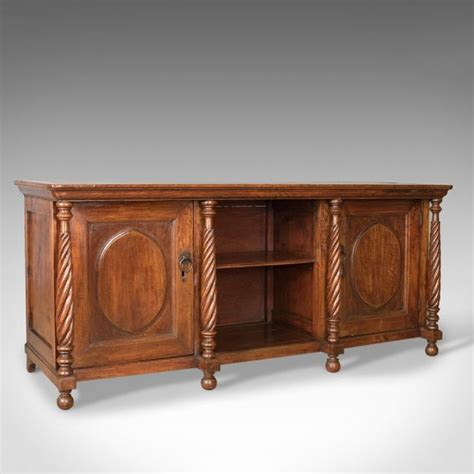 Colonial Sideboard Plans