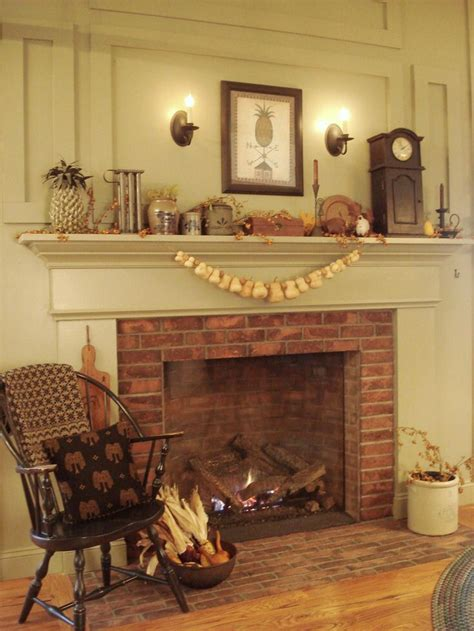 Colonial-Fireplace-Mantel-Plans