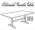 Colonial-Trestle-Table-Plans