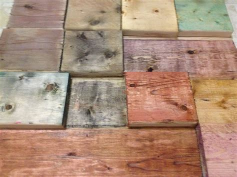 Colored Wood Stain Diy